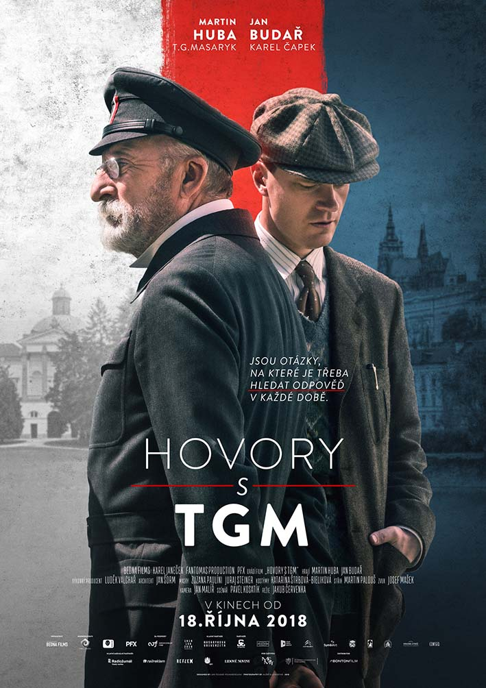Hovory s TGM – poster